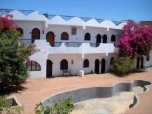 Our hotel in Dahab