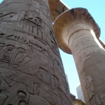 Karnak Temple in Luxor, Egypt