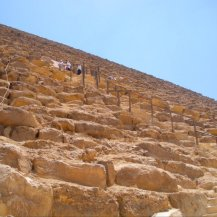 Climbing the Red Pyramid