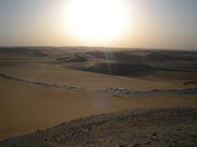 The Siwa Desert. This was when I fell in love with the desert.